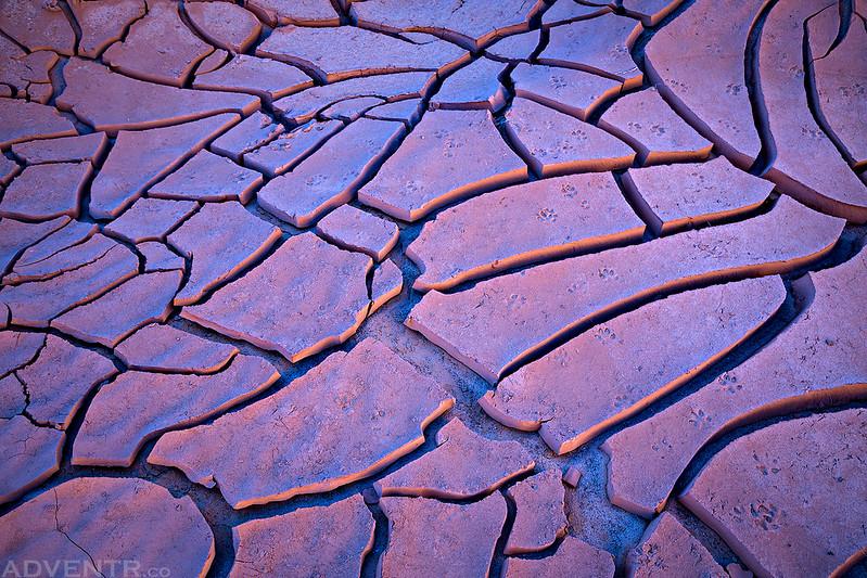 Cracks & Tracks