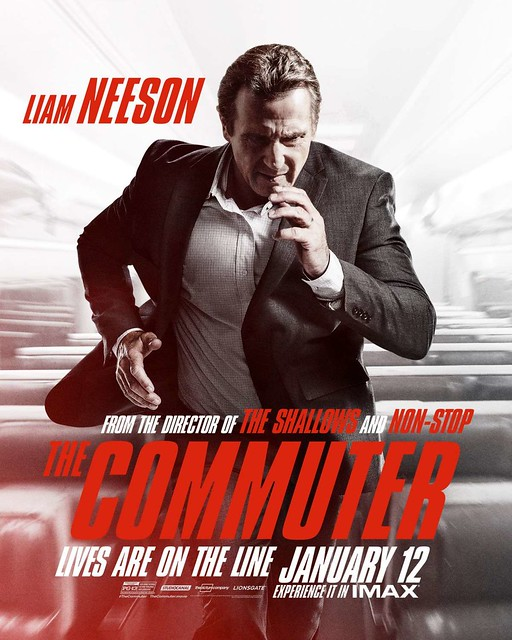 The Commuter - Poster 10