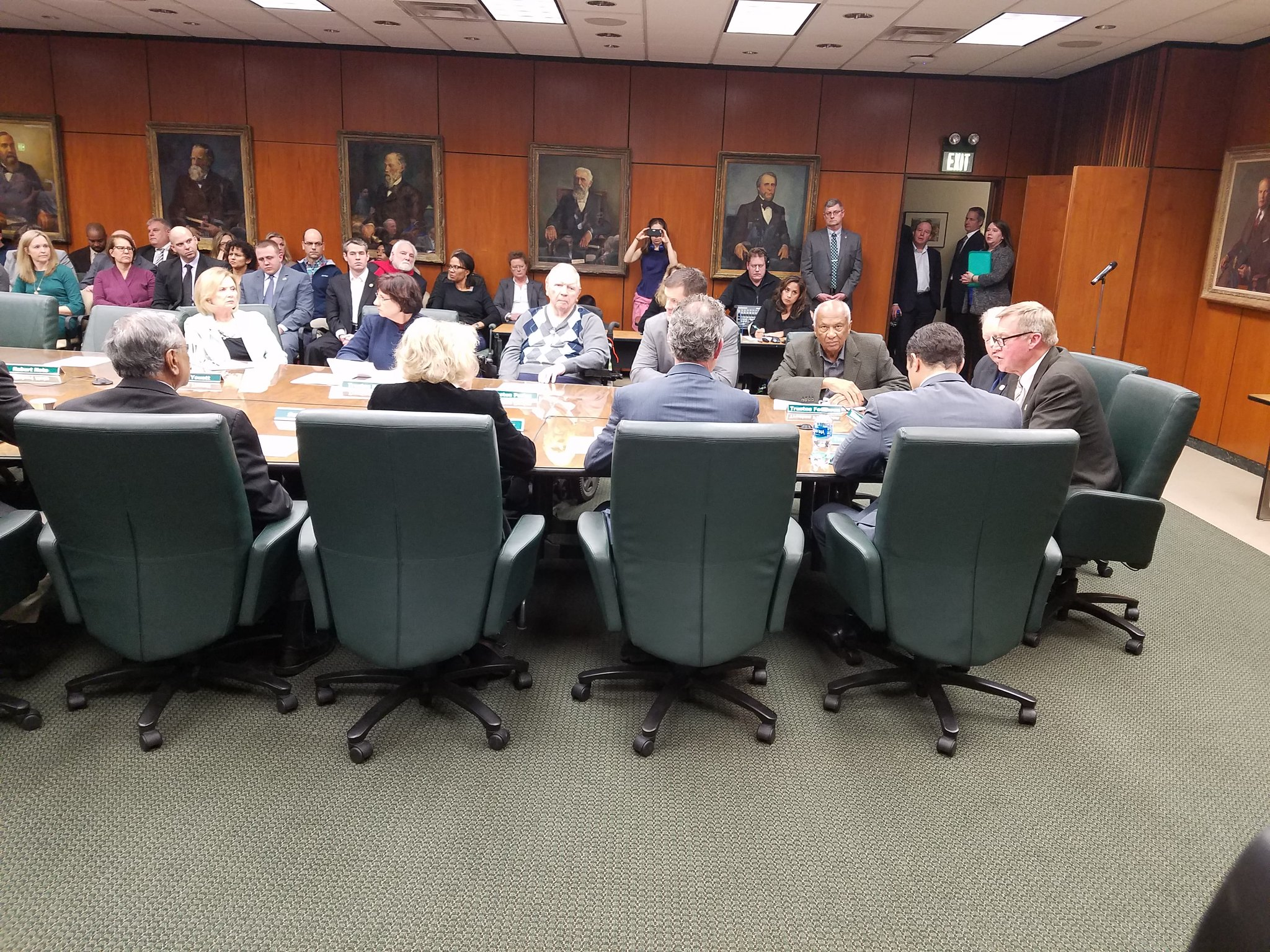 MSU Trustees Name Bill Beekman as Interim President
