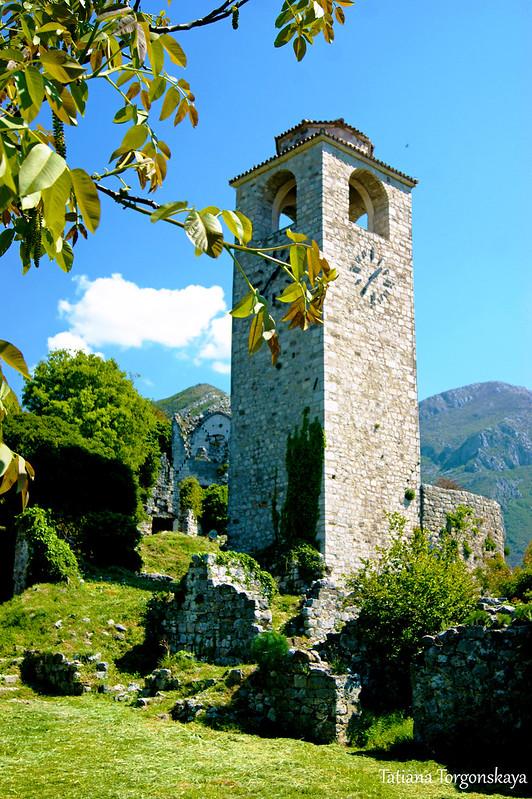Часовая башня Старого Бара
