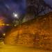 Chester Walls at Night (28/365)