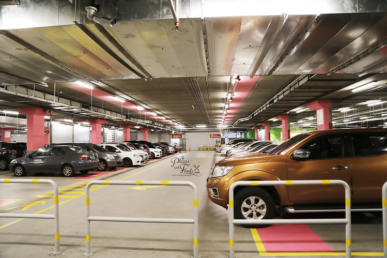 ipc shopping centre parking