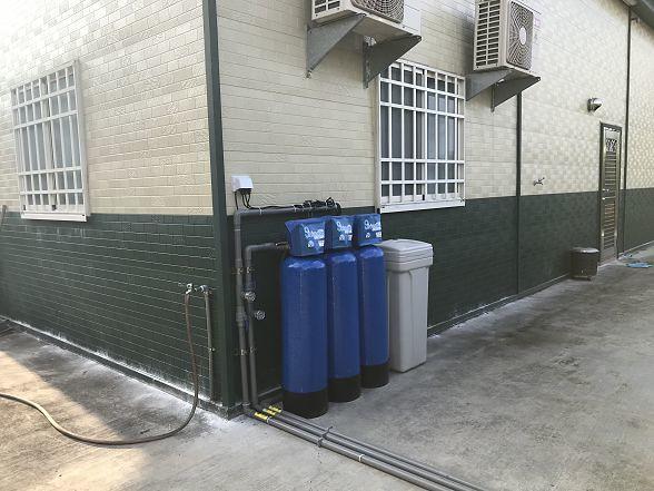 [安裝實績]大金剛全戶式過濾器-全屋軟水-安裝分享-南投草屯-小伍淨水
