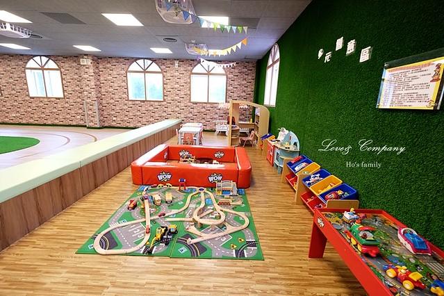 【新竹親子餐廳】大房子親子成長空間33
