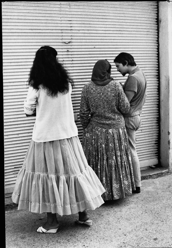 Ciganos, Lisboa (S. Kerner, 1967)