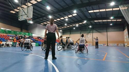 Baloncesto en Silla de Ruedas Vistazul Divisiónd e Honor