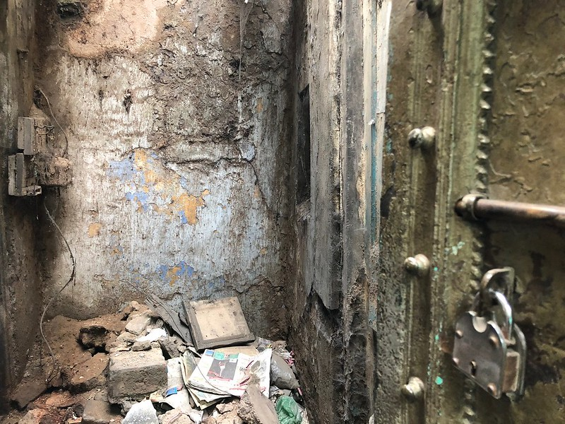 City Monument - A Ruined Mansion, Pahari Bhojla, Old Delhi
