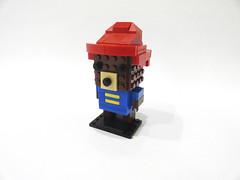 Paddington Lego BrickHeadz