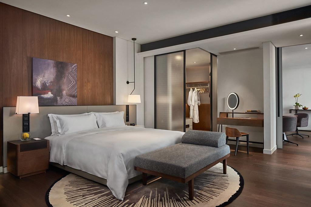NWPJA_One-Bedroom-Suite_Bedroom-Shot