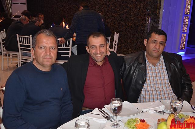 Adem Çelik, Hayati Erdemir, Ramazan Uysal