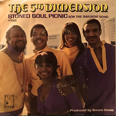 THE 5TH DIMENTION:STONED SOUL PICNIC(JACKET A)