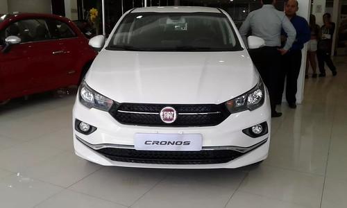 Fiat Cronos Argentina