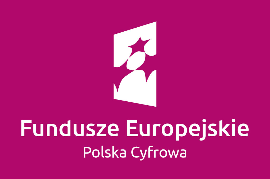 Logo Program Operacyjny Polska Cyfrowa