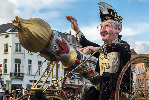 Aalst Carnival 2018