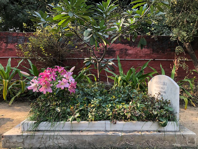 City Landmark - Delhi's Only Parsi Cemetery, Near Prithviraj Road