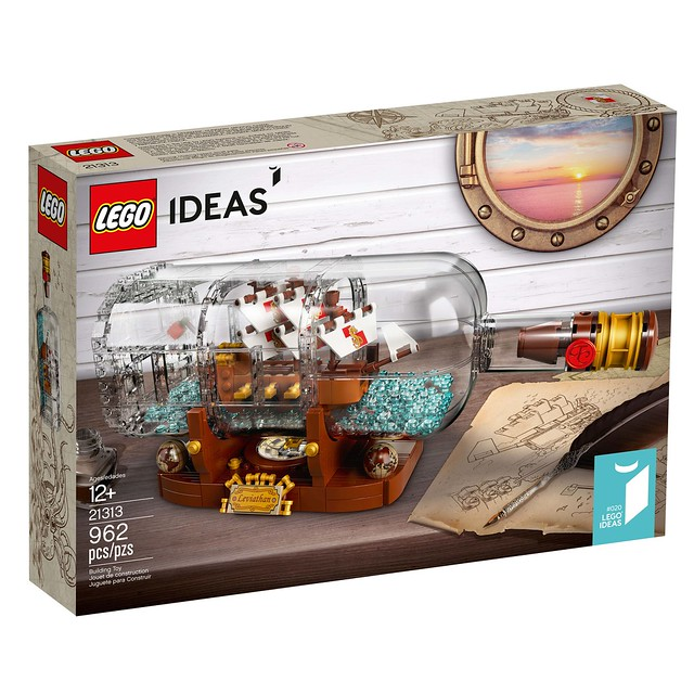 21313 Ship in a Bottle 1