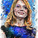 Kellyanne Conway: Fragments of facts and alternative facts. by tsevis