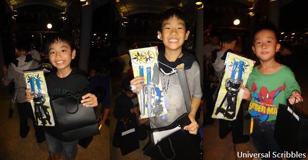 Ninja Party Goodies