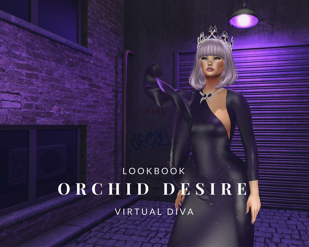 Orchid Desire