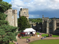 Remembering my visit to Warwick Castle