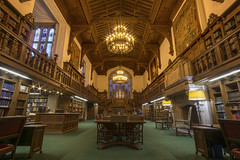 The Reading Room at Folger Shakespeare Libaray