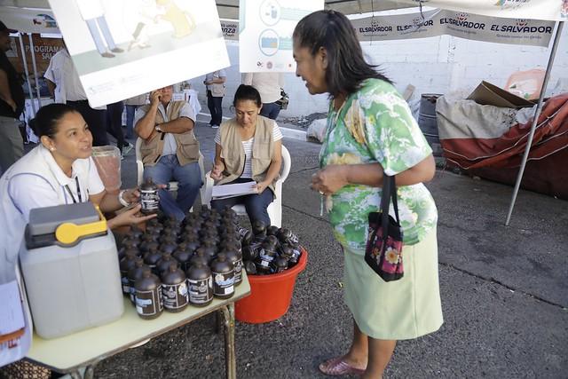 Festival para el Buen Vivir y Gobernando con la Gente-Cuscatancingo, San Salvador.