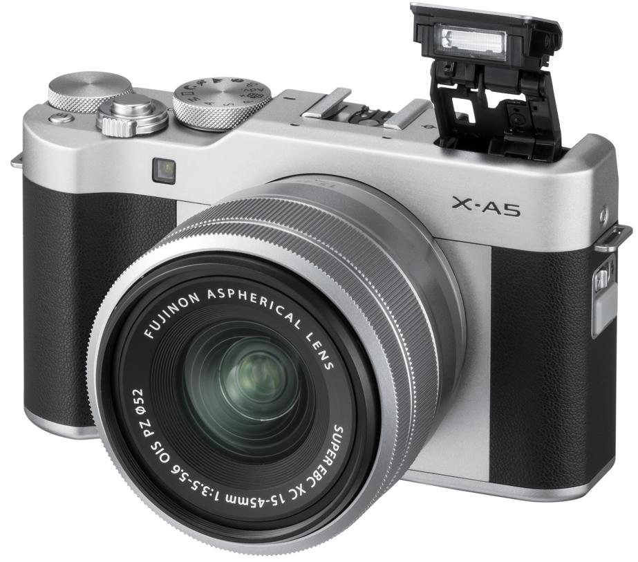 Fuji X-A5 Feature