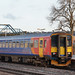 East Midlands Trains 153321 - Lincoln