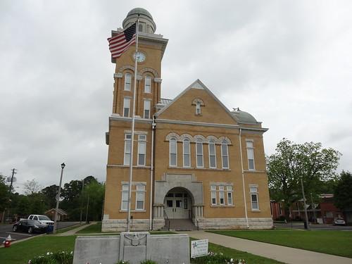 Bibb County Courthouse, Centreville, AL2