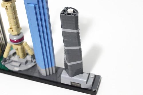 LEGO Architecture Shanghai (21039)