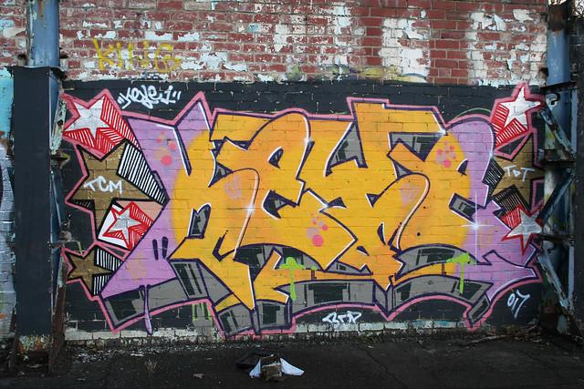 Shiregreen/Ecclesfield graffiti-4