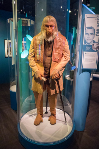 Dr. Zaius Outfit