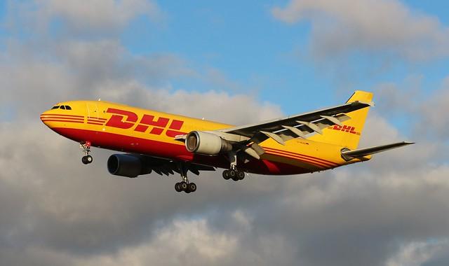 D-AEAE Airbus A300-622RF DHL