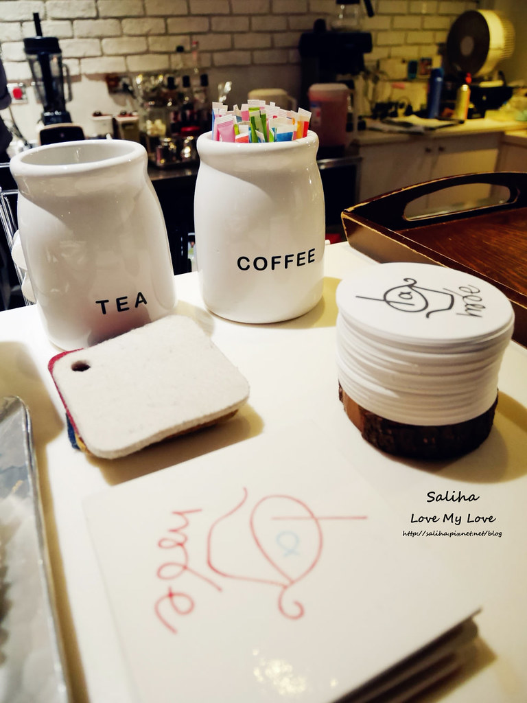 台北中山站義大利麵餐廳cafealamode (17)