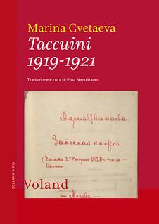 Marina Cvetaeva Taccuini