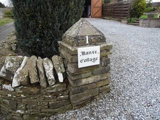 Manse cottage o Liff