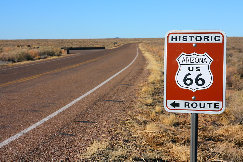 IMG_7808 Route 66, Petrified Forest National Park