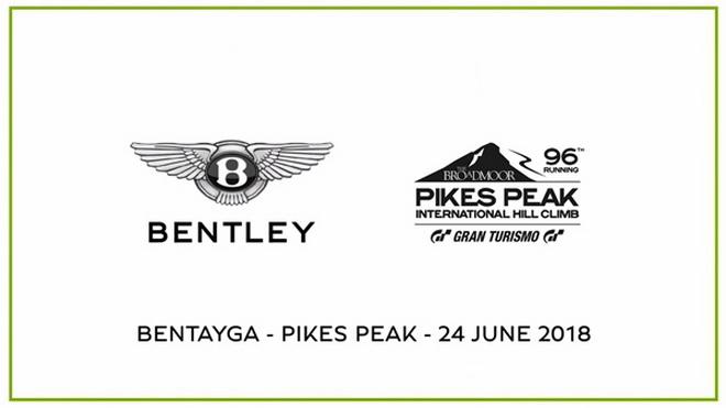 賓利添越Bentayga W12將迎戰派克斯峰登山賽