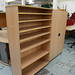 Beech shelf unit E120