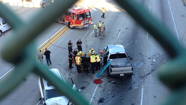 Fatal Accident on the 210