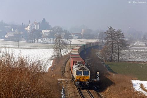 DB Cargo / ECR 247 048 Dorfen