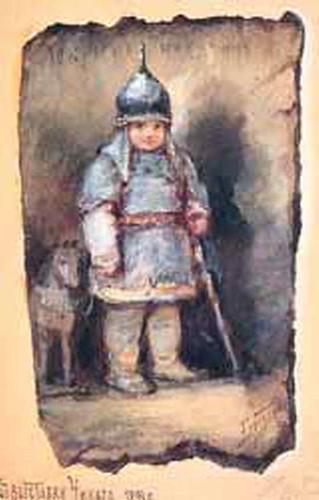 伊丽莎白·博姆画作选21