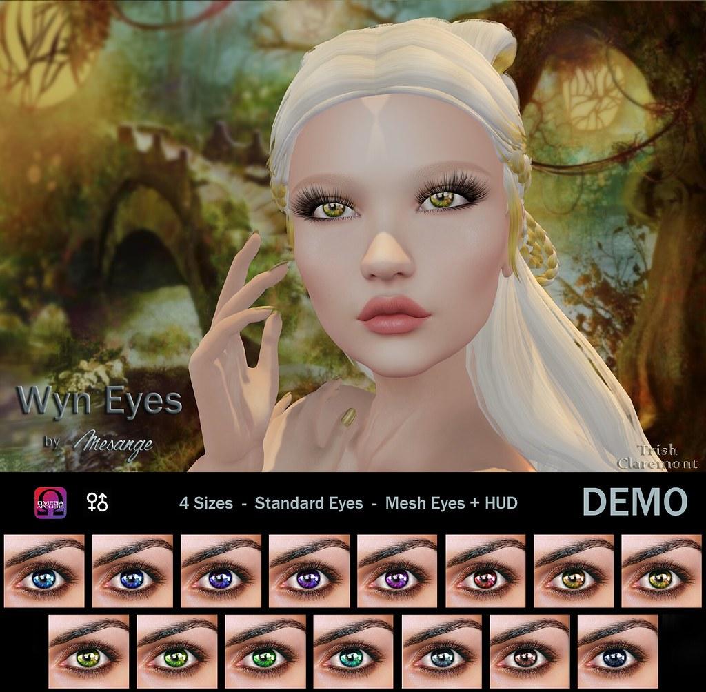 MESANGE – Wyn Eyes