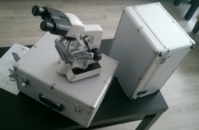 binoculaire Bresser
