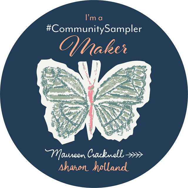 Community Sampler Maker Badge