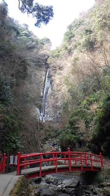 Shasui Falls 「洒水の滝」