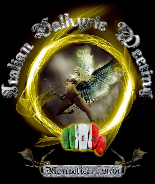 Italian Valkyrie Meeting Monselice 2013