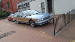 Chevrolet Caprice Classic Wagon