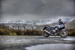 The Honda CBF600SA | An Absolute Adventure Machine