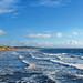 Irvine Beach, Ayrshire.